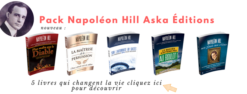 Pack napoleon hill